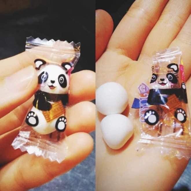 Bỏ qua sự đánh lừa thị giác của bao bì, thì kẹo này cũng ngon đấy.