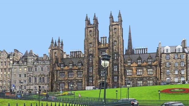 Trường ĐH Edinburgh