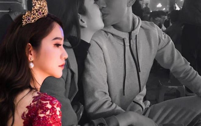 Bạn gái Hoa Khôi xác nhận chia tay Đinh Thanh Bình.