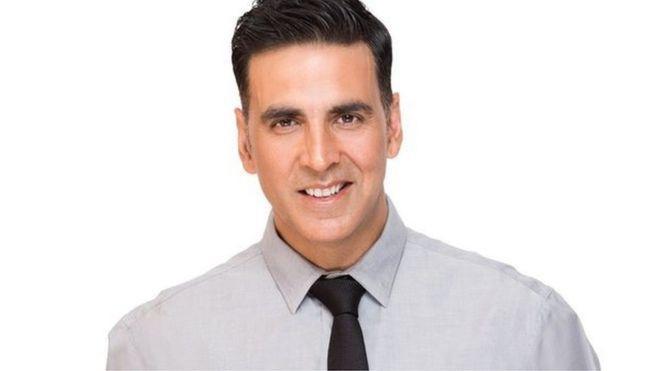 Nam diễn viên BollywoodAkshay Kumar