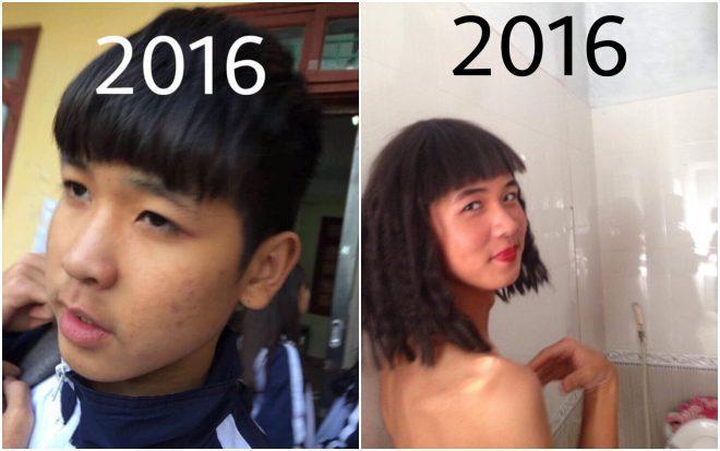 2016 là khoảng thời gian Thanh Tùng bị bạn bè trêu chọc nhất.