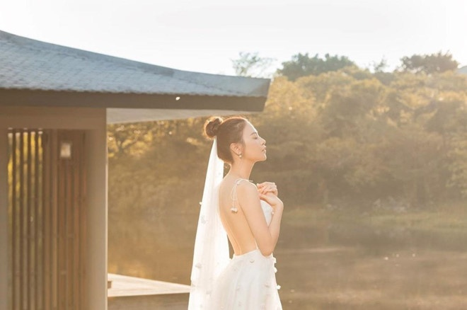 Trước ngày cưới chính thức, Cường Đô la hé lộ đoạn clip đầy ngọt ngào cùng với Đàm Thu Trang ảnh 1