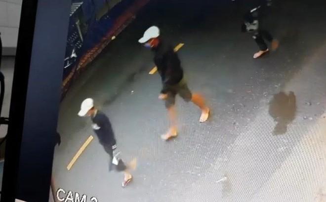 Truy bắt nhóm đối tượng ném bình gas, nổ súng truy sát tại tiệm cầm đồ ở Tiền Giang. Ảnh: Trí Thức Trẻ
