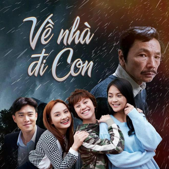 Về Nhà Đi Con đang là phim Việt hot nhất hiện nay.