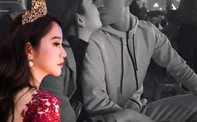 Sau một thời gian chia tay, Đinh Thanh Bình và Hoa khôi Kinh Bắc - Hồng Ngọc đã chính thức tái hợp.