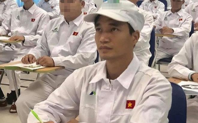 Hình ảnh Lệ Rơi trong trang phục công nhân gây chú ý trên mạng xã hội