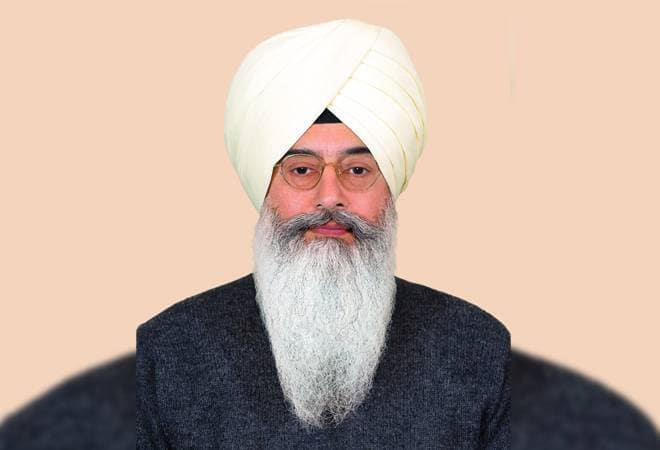 """""""Giáo chủ"""" Gurinder Singh Dhillon, người đứng đầu giáo phái Radha Soami Satsang Beas. Ảnh: RSSB"""