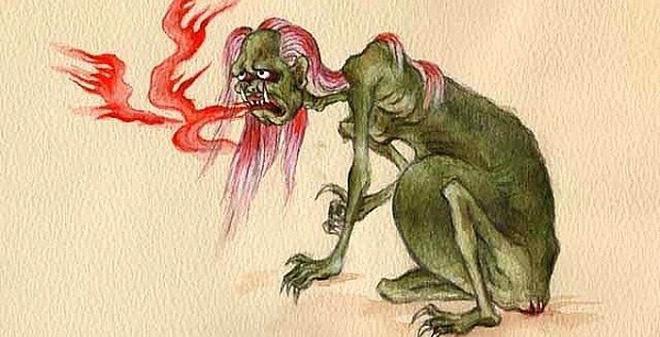 Từ ngày 2/7 đến ngày 14/7 là lúc quỷ đói được trở về với cõi trần.