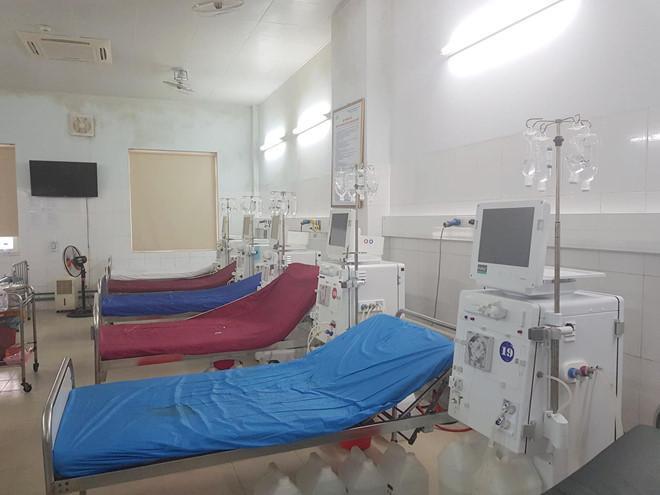 132 bệnh nhân đã được chuyển sang bệnh viện khác để tiếp tục điều trị