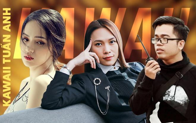 Đạo diễn của loạt MV ADODDA, EDTACNA… bày trò mua vui cho Hương Giang.