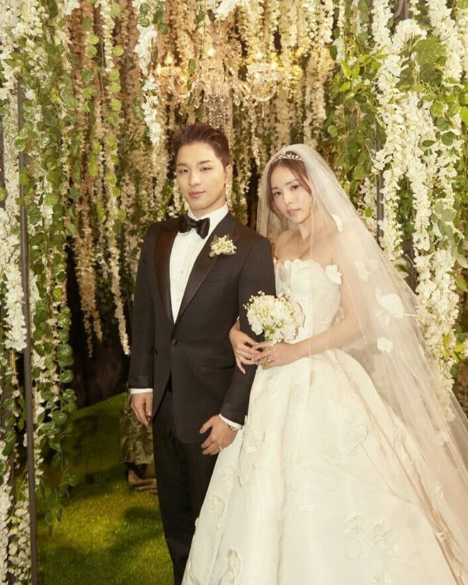 Taeyang – Min Hyorin.