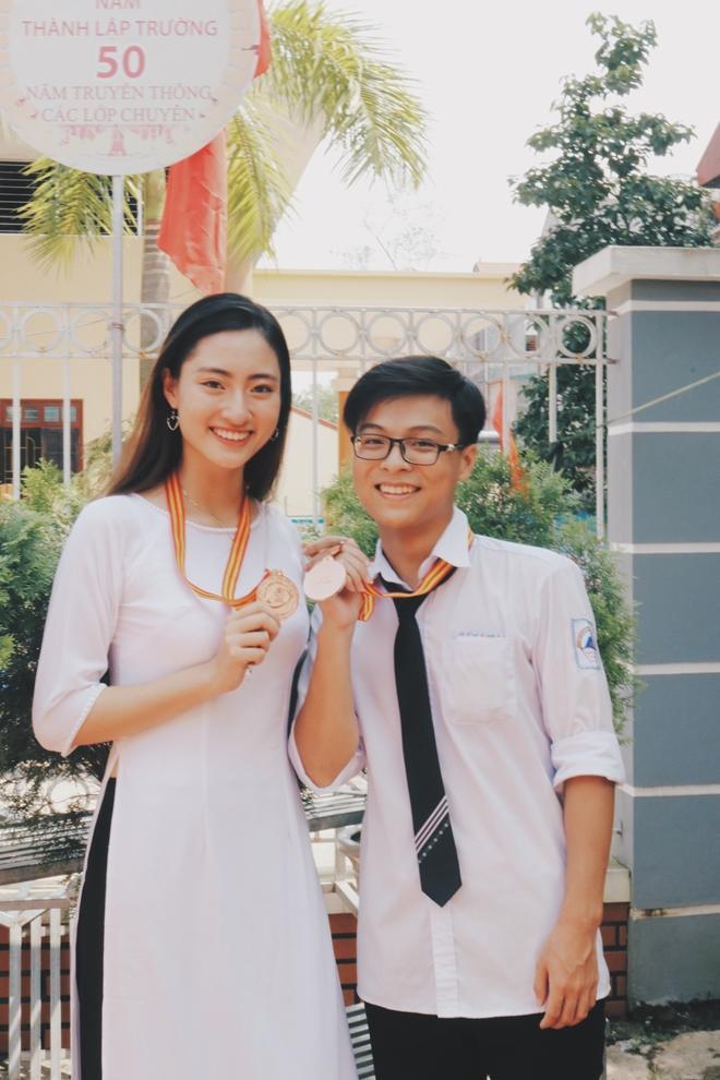 Đinh Viết Long - người bạn thân thiết của Lương Thùy Linh.
