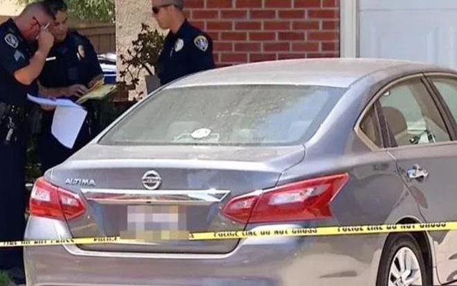 Cảnh sát đang điều tra sự việc. Ảnh: NBC San Diego