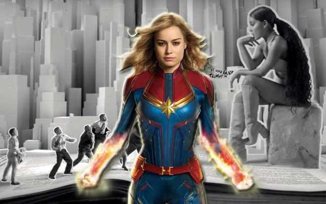 'Avengers: Age of Ultron' vốn được chuẩn bị để Captain Marvel debut ảnh 2