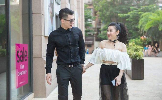 Trương Nam Thành công khai hẹn hò với bà xã Thu Huyền vào tháng 9/2018 bất chấp khoảng cách 15 tuổi cũng như việc bà xã đã có một cô con gái riêng sinh năm 2000 trước đó