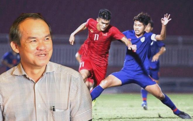 U18 Việt Nam hòa Thái Lan, người hâm mộ bất ngờ gọi tên Bầu Đức.