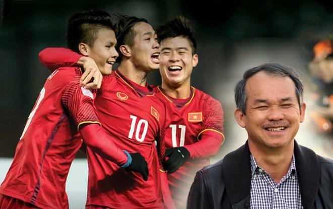 Bầu Đức góp công rất lớn giúp bóng đá Việt Nam chuyển mình.