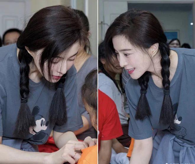 Vừa mới chia tay Lý Thần, Phạm Băng Băng được fan cuồng cầu hôn giữa phố ảnh 2