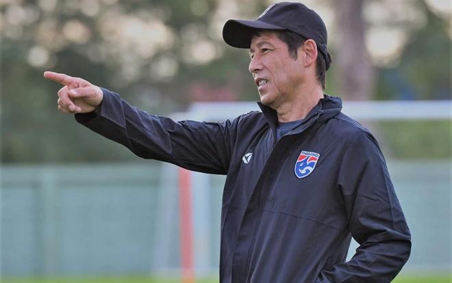 Theo bản tin thể thao hôm nay, HLV Akira Nishino cho rằng thất bại tại SEA Games 30 của Thái Lan là không đáng nhắc đến.