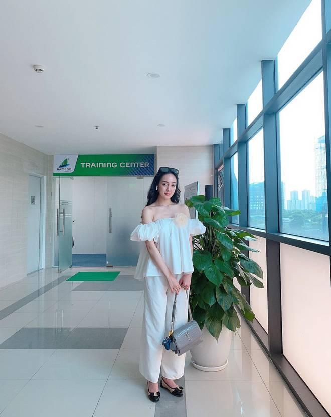 Nữ tiếp viên hàng không bất ngờ nổi tiếng vì bị quay lén, sở hữu thành tích thời Đại học khiến nhiều người xuýt xoa ảnh 5