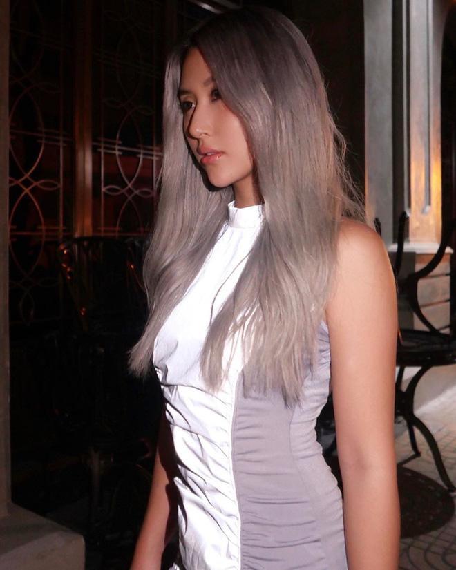 Ai như Quỳnh Anh Shyn, cứ quần quật đổi màu tóc độc lạ khiến fan liên tục mắt tròn mắt dẹt ảnh 3