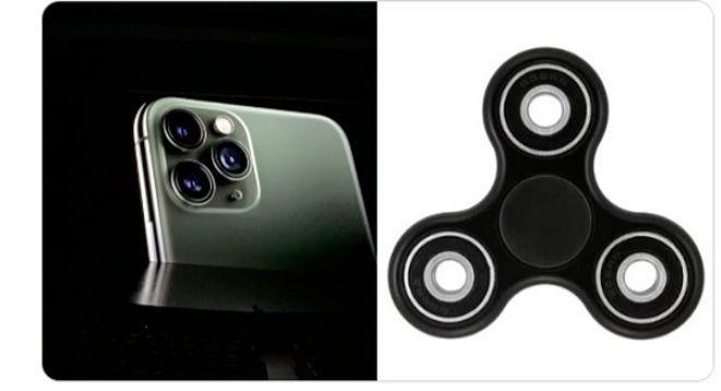 Tìm ra nguồn cảm hứng của iPhone 11 rồi!