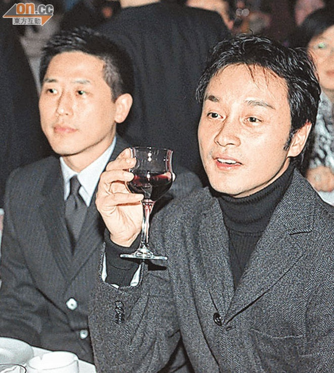 Mượn ca từ Chỉ nguyện người dài lâu, Đường Hạc Đức chúc mừng sinh nhật Trương Quốc Vinh tuổi 63 ảnh 0