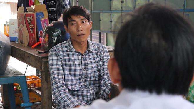 Phạm Chí Linh rất ân hận về việc đã làm và mong được tha thứ. Ảnh: báo Thanh Niên