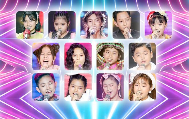 Chấn Quốc - Hiểu Minh - Đức Khôi: Top 3 nam thí sinh còn lại của Top 13 chiến binh bước vào vòng thi Mini Liveshow.