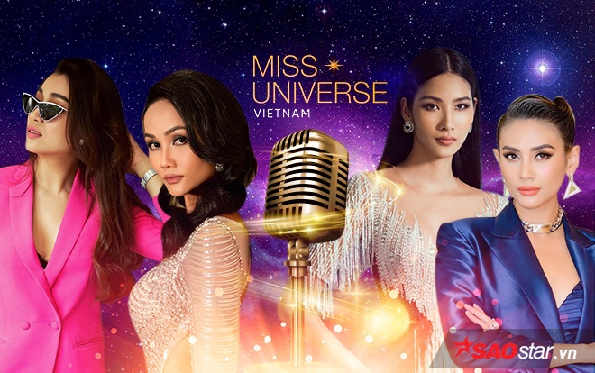 Đọ giọng hát Hoa hậu, Á hậu Miss Universe Việt Nam: Bạn về team ai? ảnh 0