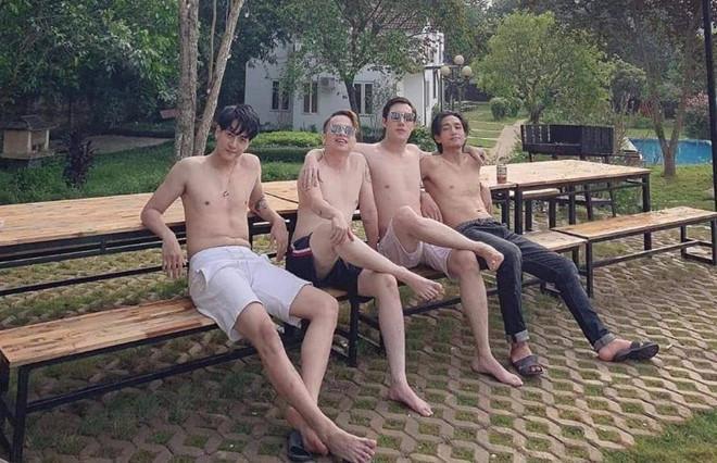 Điểm danh dàn mỹ nam showbiz Việt bị nhan sắc phản bội khi giảm cân ảnh 7