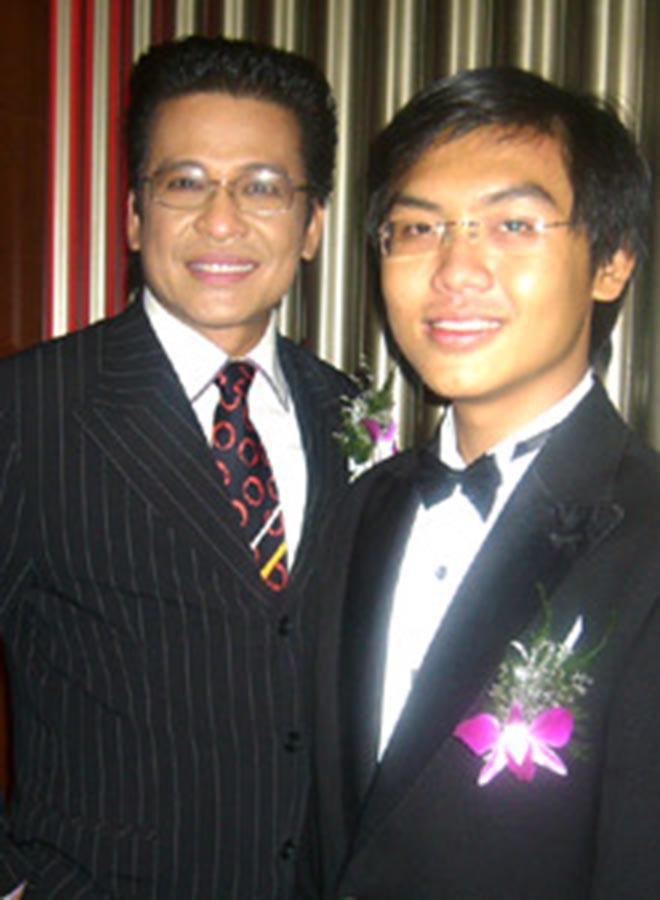 Chân dung Lê Thanh Tú - con trai duy nhất của MC Thanh Bạch và Xuân Hương