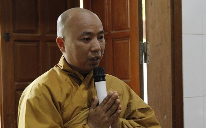 Sư thầy Thích Thanh Toàn. Ảnh: Phatgiao.org.vn