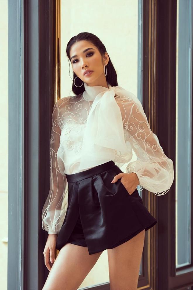 Cô nàng được khán giả Việt Nam đặt nhiều niềm tin sẽ toả sáng tại Miss Universe 2019.