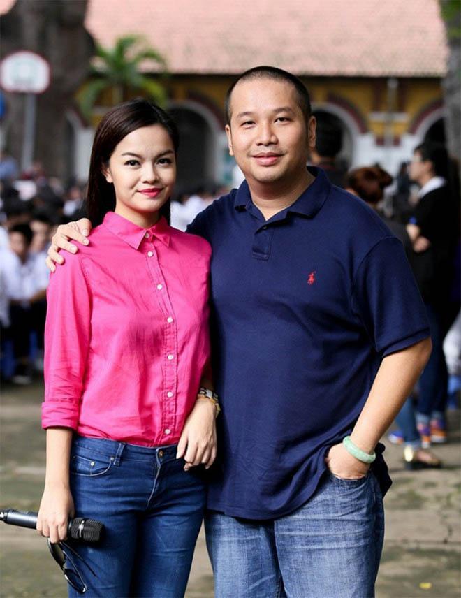 Quang Huy - Phạm Quỳnh Anh từng là cặp đôi được nhiều người yêu mến, đặc biệt là mối tình kéo dài suốt 10 năm của mình từ khi nữ ca sĩ Hà thành vào TP.HCM lập nghiệp vào năm 2002
