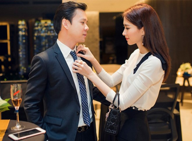 Những mỹ nhân Việt trở thành con dâu gia đình danh gia vọng tộc khiến nhiều người mơ ước ảnh 11