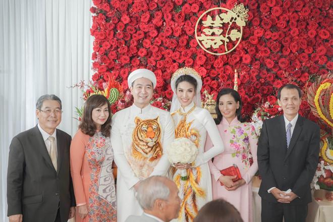 Những mỹ nhân Việt trở thành con dâu gia đình danh gia vọng tộc khiến nhiều người mơ ước ảnh 7