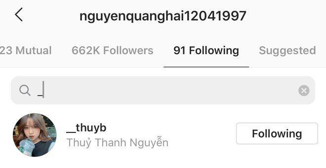 Sau nghi vấn chia tay Nhật Lê, Quang Hải đang hẹn hò với hotgirl 1m52 từng gây sốt mạng xã hội? ảnh 2