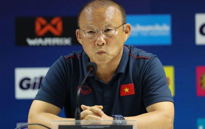 HLV Park hoàn thành lời hứa đưa ĐT Việt Nam vào top 100 thế giới.