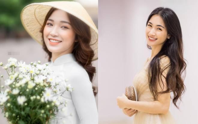So sánh đôi mắt, sống mũi, nụ cười,… cô gái và Hòa Minzy khiến người nhìn dễ hiểu lầm họ là một.