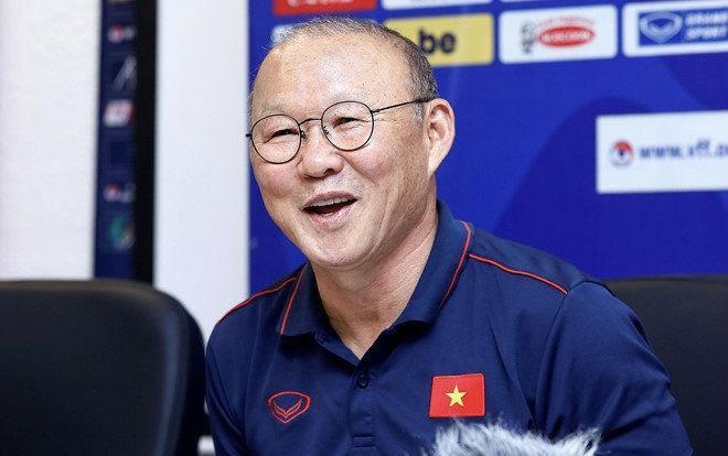 Theo bản tin thể thao hôm nay, HLV Park Hang Seo sẽ không bị cấm chỉ đạo ở VCK U23 châu Á 2020.