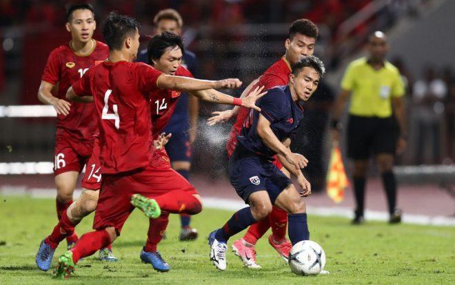 """Trận gặp ĐT Thái Lan sẽ là trận """"chung kết"""" sớm của bảng G."""