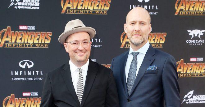 2 nhà biên kịchChristopher Markus và Stephen McFeely