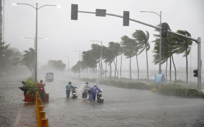 Áp thấp nhiệt đới mới có khả năng mạnh thành bão. Ảnh minh họa