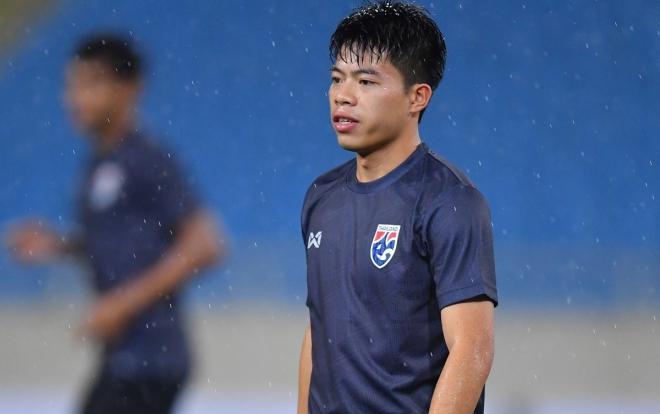 Theo bản tin thể thao hôm nay, Ekanit là cầu thủ được đánh giá rất cao của ĐT Thái Lan.