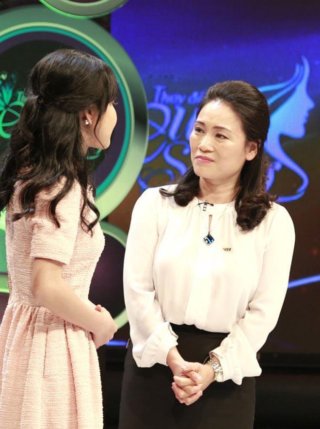 MC, nhà báo Tạ Bích Loan.