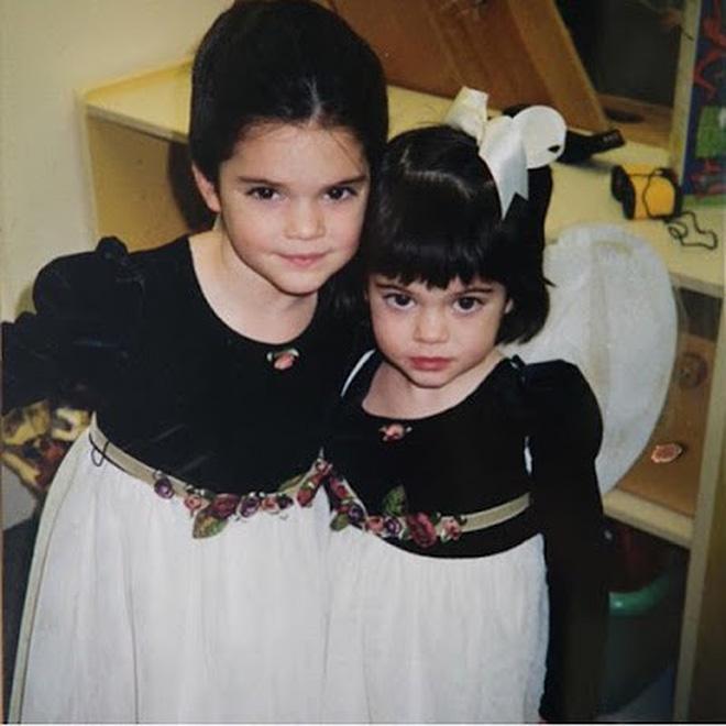 Chị em Kendall Jenner và Kylie Jenner