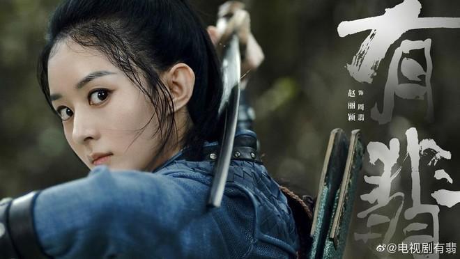 Triệu Lệ Dĩnh trở về sau khi sinh con với bộ phim 'Hữu Phỉ'