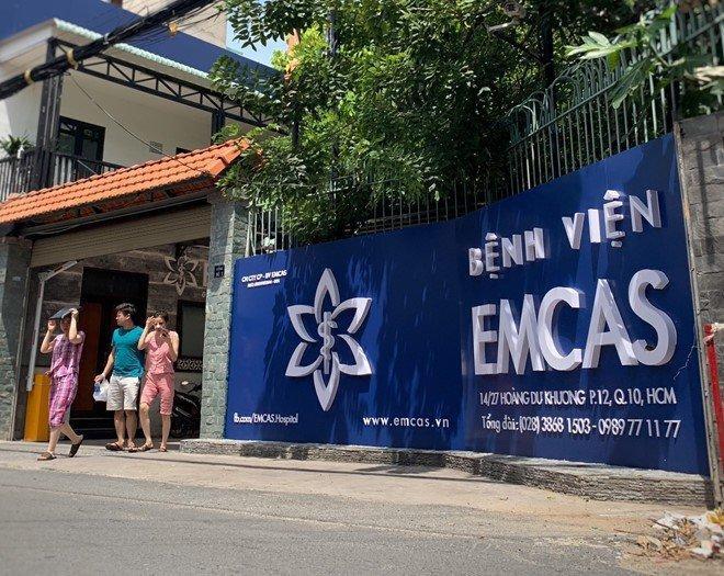Thẩm mỹ biện EMCAS. Ảnh: Zing.vn