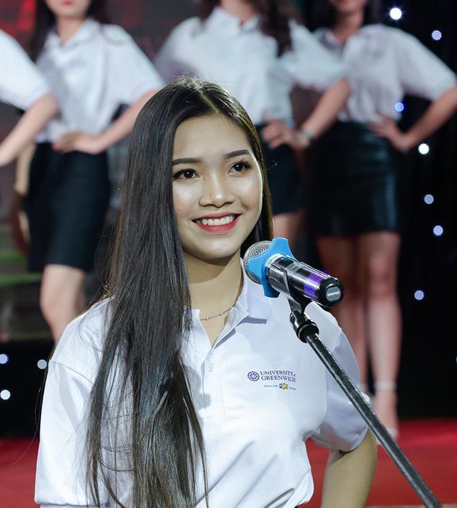 Nữ sinh cùng tên, cùng quê với ca sĩ Mỹ Tâm đăng Hoa khôi Nét đẹp qua ống kính ảnh 2